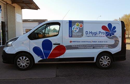 L'entreprise DHYGI-PRO